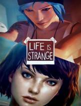 Life Is Strange dvd cover