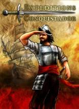 Expeditions: Conquistador dvd cover