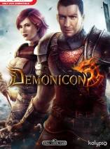 The Dark Eye: Demonicon dvd cover