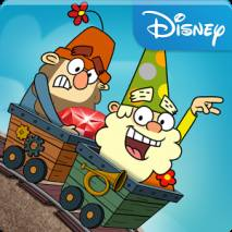 The 7D Mine Train dvd cover