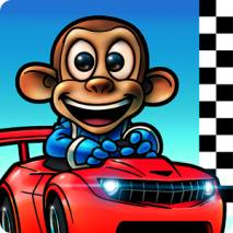 Monkey Racing dvd cover