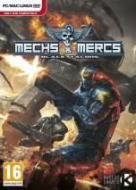 Mechs & Mercs: Black Talons dvd cover