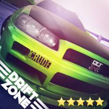 Drift Zone dvd cover