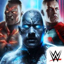 WWE Immortals dvd cover