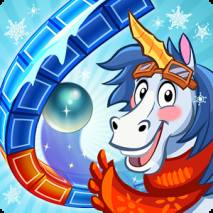 Peggle Blast dvd cover