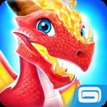 Dragon Mania Legends dvd cover