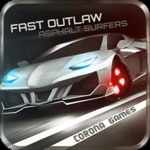 Fast Outlaw: Asphalt Surfer dvd cover