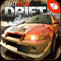 Rally Racer Drift dvd cover