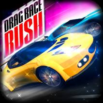 Drag Race: Rush dvd cover