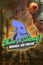 Oddworld: New 'n' Tasty dvd cover