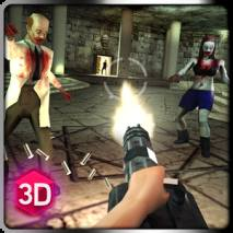 Trigger Zombie Waves Strike 3D Cover