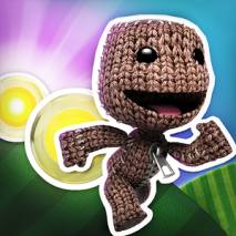 Run Sackboy! Run! dvd cover