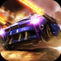 Death Race:Crash Burn dvd cover