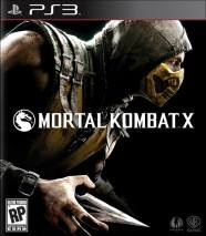 Mortal Kombat X cd cover