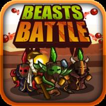 Beasts Battle dvd cover