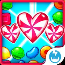 Candy Blast Mania Valentines Cover