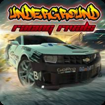 Underground Racing Rivals dvd cover