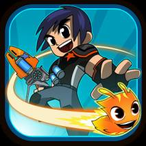 Slugterra: Slug it Out! dvd cover