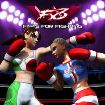 Woman Fists For Fighting WFx3 dvd cover