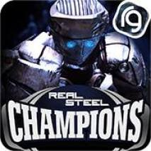 Real Steel Champions dvd cover