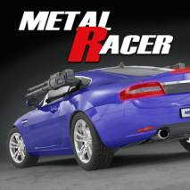 Metal Racer dvd cover