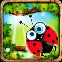 Ladybird Run dvd cover