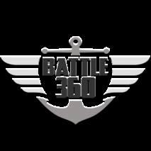Battle 360 VR dvd cover