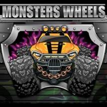 Monster Wheels: Kings of Crash Cover