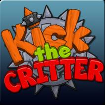 Kick the Critter: Smash Him! Cover