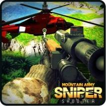 Mountain Army Sniper Shooter dvd cover