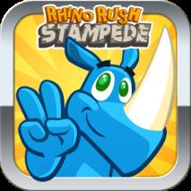 Rhino Rush Stampede dvd cover