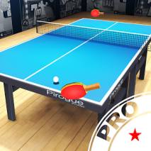 Pro Arena Table Tennis dvd cover