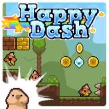 Happy Dash dvd cover