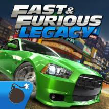 Fast & Furious: Legacy Cover