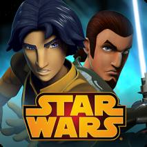 Star Wars Rebels: Recon dvd cover