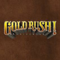 Gold Rush! Anniversary dvd cover