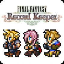 FINAL FANTASY Record Keeper dvd cover