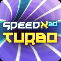 SpeedX 3D Turbo dvd cover