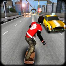 Street Skate 3D dvd cover