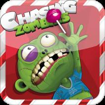 Chasing Zombies dvd cover