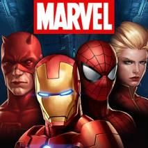 MARVEL Future Fight dvd cover