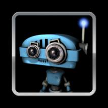 Good Robot Bad Robot 3D dvd cover