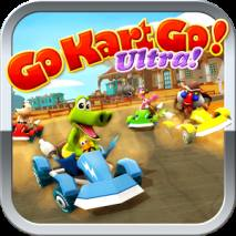 Go Kart Go! Ultra! dvd cover