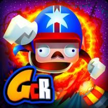 Galaxy Cannon Rider dvd cover