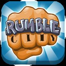Rumble City Cover