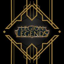 Legion of Legends dvd cover