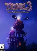 Trine 3 dvd cover