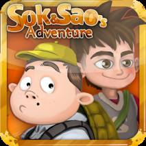 Sok and Sao's Adventure dvd cover