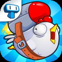 Chicken Toss: Cannon Launcher Cover