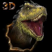 Jurassic Hunt 3D dvd cover